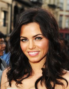 Jenna Dewan-Tatum... She's an icon because she married Channing. We all wish we could do that. Lets be real, she's living it