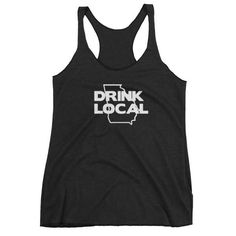 Drink Local Georgia Women's tank top