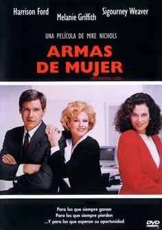 Armas de mujer [Vídeo (DVD)] / dirigida por Mike Nichols. Twentieth Century Fox Home Entertainment España, cop. 2001