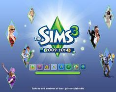Mod The Sims - The Sims 3 Loading Screen Replacement