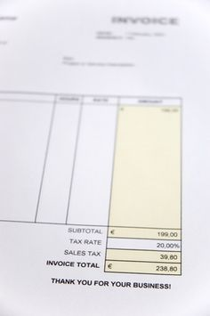 How to Create a Two-Page Quickbooks Invoice Template