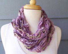 PATTERN C-021 / Crochet Pattern/ Soraya Cowl por BellaMaePatterns