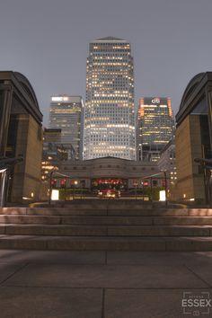 breathtakingdestinations: Canary Wharf, London
