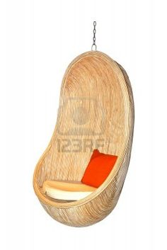rattan relaxing chair....I would love one of these!!!