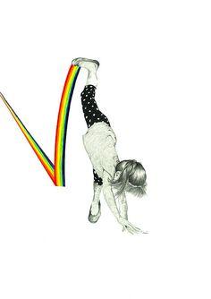 rainbow.. illustration