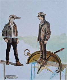 Fine Art, The Originals, Visual Arts