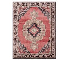 Bring a fresh look to any space with beautiful Persian-style rugs from Pottery Barn. Find Persian and Oriental style rugs that are expertly crafted and full of character. Oriental Style Rugs, Custom Rugs, Printed Rugs, Plush Rug, Rugs, Pottery Barn, Persian Style Rug, Rugs On Carpet, Hand Tufted Rugs