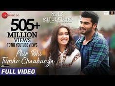 38d36decfd34b Phir Bhi Tumko Chaahunga - Full Video