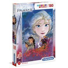 Hans Christian, Disney Films, Disney Frozen, Puzzles, Cover, Books, Products, Movie, Snow Queen