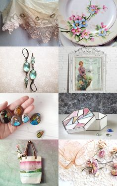Summer Fun by FrenchPaperMoon on Etsy--Pinned with TreasuryPin.com