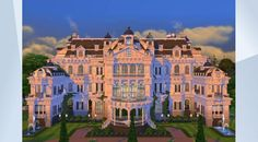 Check out this lot in The Sims 4 Gallery! - I just want to say thank you to all of my followers, this build took me a very long time, and I hope you all love it!!!  Comment if you would like to! This is the final version and no custom content was used!  Fully playtested! Palazzo Altadonna was built by a great conqueror who gave his wife everything.  His dying wish was to entrust the palace to her.  Again enjoy! :) #palace #mansion #grand #home #moveobjects #movietheater #tenniscourt