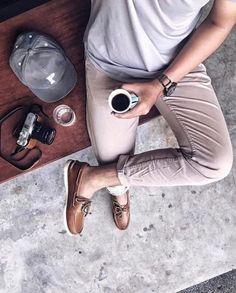 3 ideias descoladas para usar camisa masculina | Blog Ferricelli