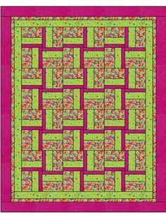 Windmill - 3 yard quilt pattern