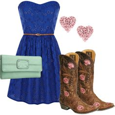 Nashville Bound, created by simply-style on Polyvore