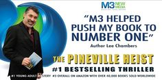 Lee Chambers and The Pineville Heist Movie Deal!