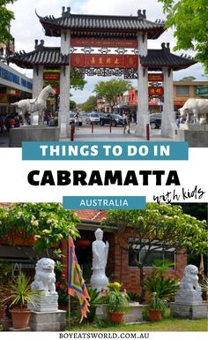Are you looking for awesome things to do in Cabramatta, Australia with kids? Discover alll the best of what to do in Cabramatta with kids, including what to do and eat in this Asian city in Australia! I what to do in kids in Cabramatta I Australia travel I things to do in Australia I where to go in Australia I places to go in Australia I things to do with kids in Australia I things to do with kids in Cabramatta I family travel in Australia I #Australia #familytravel #Cabramatta Toddler Travel, Travel With Kids, Family Travel, Sydney Australia Travel, Visit Australia, Visit New Zealand, New Zealand Travel, Cities In Wales, Sydney Beaches