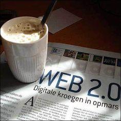 1000 sitios, recursos, herramientas y aplicaciones online para la web 2.0 | Humano Digital por Claudio Ariel Clarenc Web 2.0, Information Literacy, Apps, Coffee Cafe, Cool Things To Buy, Tableware, Ariel, Food, Morning Coffee