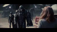 Man of Steel (Superman) Fight Scene