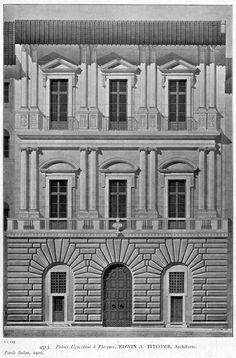 Andrea palladio palazzo valmarana 1565 vicenza italy for Main architectural styles