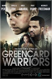 Greencard Warriors 2014