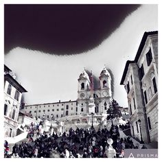 #piazzadispagna ❤️ #roma#rome#love#fromwhereistand#prisma#cartoon#igersroma#igerslazio#cartoneanimato#picoftheday
