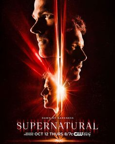 'Supernatural' New Poster and Season 13 Trailer is Here!
