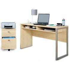 FREE SHIPPING! Shop Wayfair for South Shore Interface Computer Desk - Great Deals on all Furniture products with the best selection to choose from!