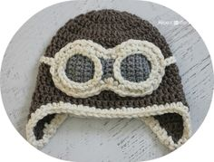 cappellino ai ferri aviator
