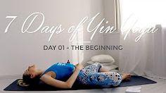 yin yoga for beginners - YouTube