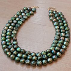 813b29f52b0 39 Awesome Green Pearls images