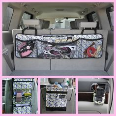 Organize your car giveaway! Enter to win a cool Clever Container Collection!
