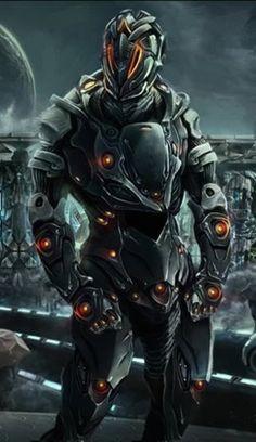 Future armour