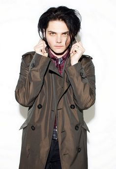Gerard Way! The cutest vox!