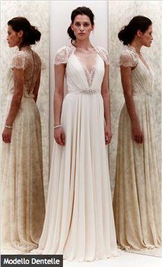 Jenny Peckam bride