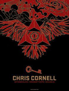 Chris Cornell - Gregg Gordan - 2015 ----