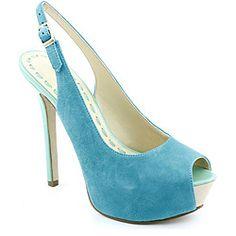 Enzo Angiolini Women's Tolten Aqua Dress Shoes