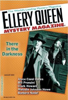 Ellery Queen Mystery Magazine Aug'12
