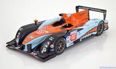Aston Martin AMR-One, Le Mans 2011, No.007, Mucke/Turner/Klien. Spark, 1/18, No.A06MC1-18, Limited Edition 2000 pcs. 60 EUR