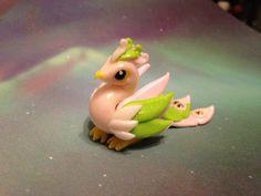 Pastel Sparkle Phoenix by SimonFinch.deviantart.com on @deviantART