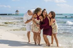 The family is the test of freedom; because the family is the only thing that the free man makes for himself and by himself. Photo captured by #DreamArt Photography at @vidanta Riviera Maya #LifestylePhotography #Family #Happiness #Luxuryresorts #Familyportrait #Rivieramaya #Mexico