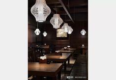 一期一會_日式禪風設計個案—100裝潢網 Ceiling Lights, Lighting, Pendant, Home Decor, Decoration Home, Room Decor, Hang Tags, Lights, Pendants