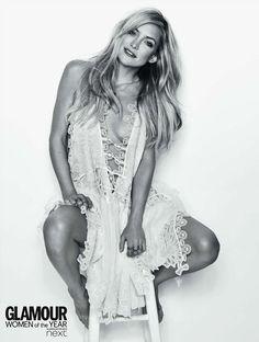 Kate Hudson by Matthias Vriens-McGrath for Glamour UK July 2015 - Chloé