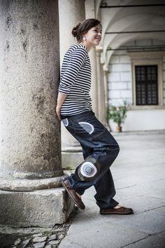 ...džínové kalhoty... Refashion, Denim, Art, Art Background, Kunst, Performing Arts, Art Education Resources, Jeans, Artworks
