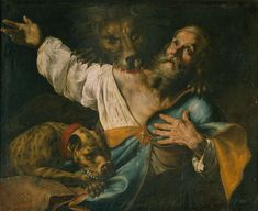 Happy Feast Day of St Ignatius of Antioch – October 17 St. Ignatius of Antioch has been well-known since earliest times. He was born in the year St. Jerome and St. John Chrysostom both thought of. Ignatius Of Antioch, St Ignatius, Early Christian, Christian Art, Catholic Saints, Roman Catholic, Catholic Art, Death In Rome, Happy Feast Day