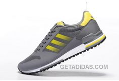 Adidas Zx750 Men Grey Free Shipping 8c73cef8e53