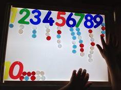 Montessori Inspired Counting | Epic Childhood