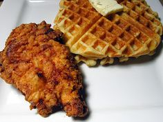 I Believe I Can Fry: Southern-Fried Chicken & Waffles