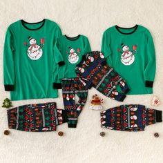 Blue Bokeh Christmas Set Pajamas Sleepwear Pants Pijamas Children Clothing Set