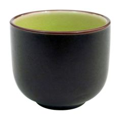 Japanese Style 1.5 oz Wine Cup Golden Green/Case of 72