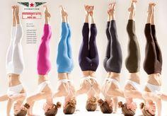 Hard Tail Yoga Wear ♥ Made in the USA